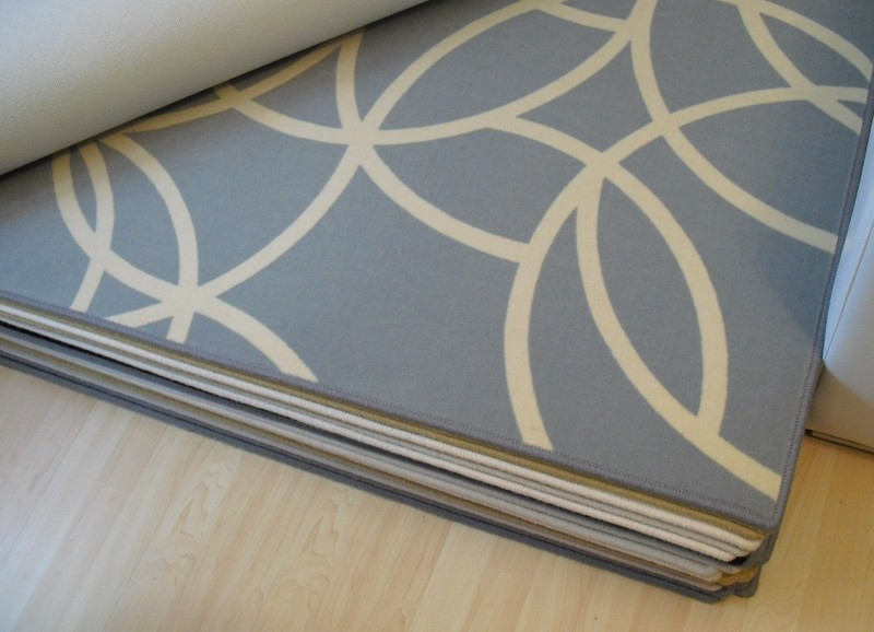 Design carpet – Arches – originál 3