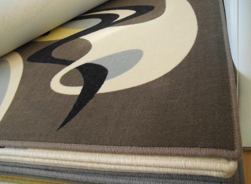 Design carpet – Art Nouveau – originál