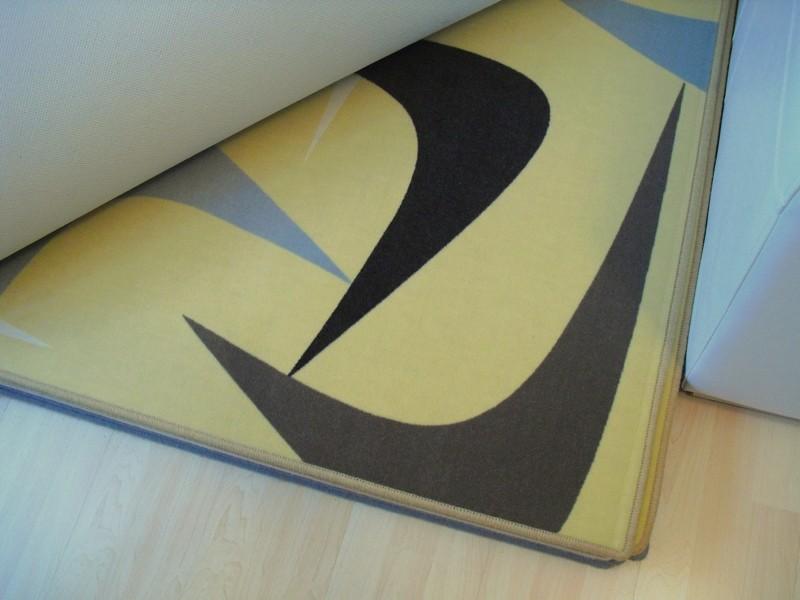 Design carpet – Boomerangs – originál