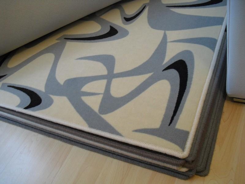 Design carpet – Flashes – originál 2
