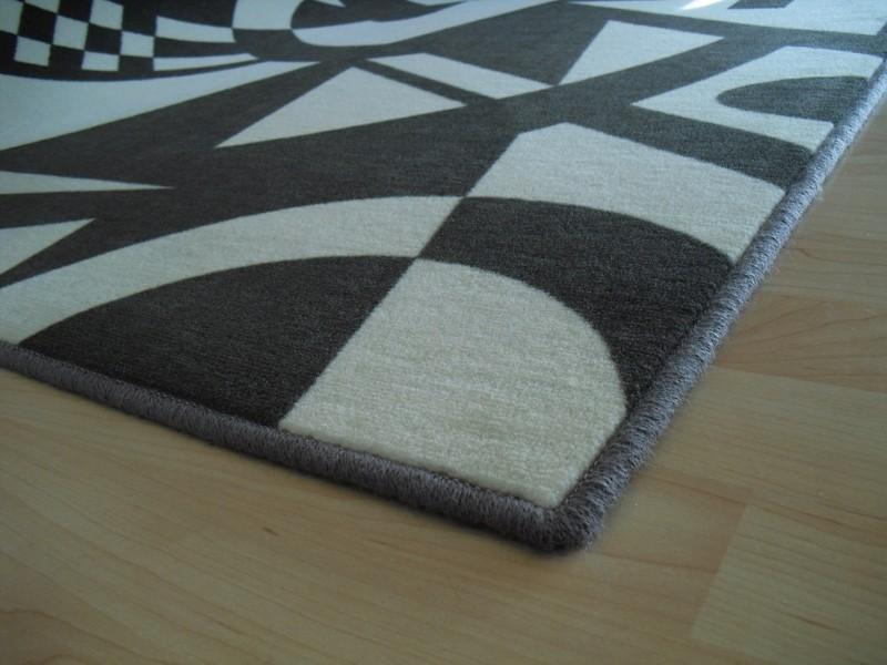 Design carpet – Geometry – originál 4