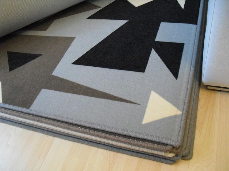 Design carpets – Triangles – originál